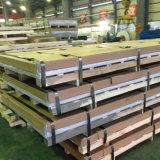 Hete Verkoop 1100 de de het Geborstelde Blad/Plaat/Rol van het Aluminium voor Verlichting