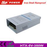 5V 70A 철 방수 LED 전력 공급 세륨 RoHS Htx 시리즈