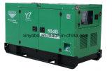De grote Diesel 180kw Ricardo Engine Generator 200kw van het Type van Macht Stille