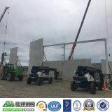 Instalación rápida prefabricados para la estructura de acero Taller