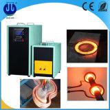 Fabricante de equipamiento de alta frecuencia ahorro de energía de la calefacción de inducción