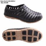 プラスチック靴の最後の豪華な水エヴァは人のための靴を詰らせる