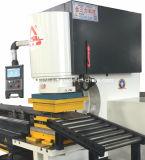 Contraplaca fazendo a máquina de perfuração automática