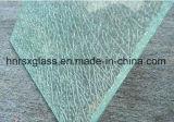 Le verre trempé de 6 mm de verre trempé Rongshunxiang