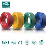 H05VV-F à 3 conducteurs en PVC 1,5 mm2 à 4 coeurs de 4 mm câble souple de 6 mm