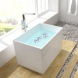 Новый стиль акриловой Freestading небольшой ванной