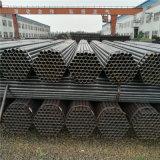 Estremità smussata & tubo d'acciaio rotondo rimosso bava normale del carbonio delle BS 1387 ERW dell'estremità