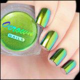 Chameleon Multichrome Manicure Nail Gel pigmento polaco