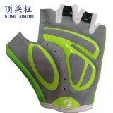 Halbe Finger-Sport-Sicherheits-Handschuhe für Fahrrad