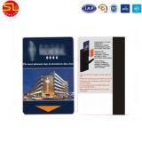 Cartão em branco de PVC de alta qualidade