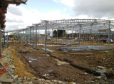 빠른 건축 좋은 품질 공장 가격 강철 구조물 온실 또는 슈퍼마켓