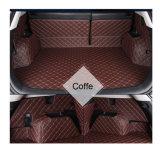 Para a Mitsubishi Pajero 2007-2016 Carro Tapetes de troncos a plena carga camisa tapete da tampa de porta-bagagens