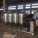 304 o sistema sanitario del CIP del acero que se lava inoxidable 316L