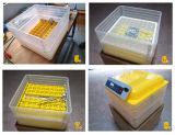Incubateur automatique d'oeufs de poulet de Hhd pour les oeufs à couver (YZ-96)