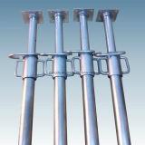 Soporte ajustable de acero ajustable del poste del apuntalamiento de Gato del encofrado de China