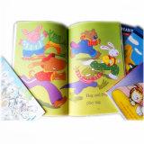 Libro de encargo de la historia del libro de cuatro de los colores niños del libro Softcover