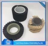 Escobilla industrial redonda del rodillo del cepillo con la cerda de nylon