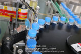 Высокоскоростная роторная располагая машина для прикрепления этикеток стикера для бутылки