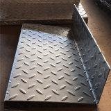 3mmの穿孔器のステンレス鋼シート階段金属のスリップ防止シート