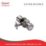 Parafuso de trava a trava do botão no puxador Tubular Lockset para porta de passagem