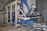 Linha de produção inteira da máquina automática cheia do bloco do cimento do Hydroforming