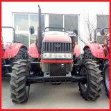 90Cv 4WD con ruedas Tractor agrícola (FM904)