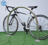 Piscina Inverse-U rack de estacionamento de bicicletas
