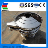 Maille en acier inoxydable 100 microns circulaire de l'écran de poudre Mmchine RA600
