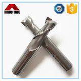 Дешевые торцевые фрезы карбида высокого качества HRC45 2f