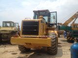 Máquinas usadas Gato carregadora de rodas 966g o equipamento de construção