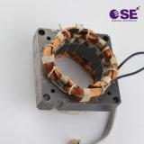 Aluminium de haute qualité 66x12mm AC Moteur du ventilateur