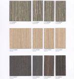 0.6Mm HPL / feuille Woodgrain HPL/ stratifié HPL imperméable au Cabinet pour les cas d'affichage
