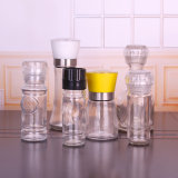 100ml 250 ml en verre à chaud 8 oz de vendre des épices moulin à sel et poivre bouteille