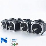 Motor elétrico bifásico da C.C. para a máquina