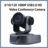 Камера видеоконференции сигнала USB3.0 HD 1080P/30 12X оптически