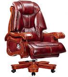큰 편리한 두 배 색깔 가죽 뒤 기능 의자