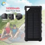 fuente de batería portable del cargador 16000mAh de la batería solar de la potencia