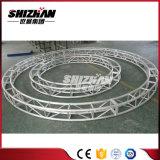 Легко соберите ферменную конструкцию алюминиевого портативного круга структуры круглую