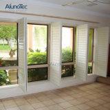 China-faltendes Blendenverschluss-Fenster-Tür-Aluminiumc$angeben