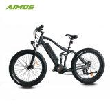 Professional la suciedad de los neumáticos de gran bicicleta eléctrica 36V 350W para la venta