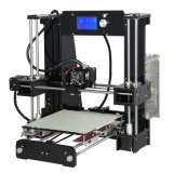 Imprimantes du prix concurrentiel A8 A6 E10 E12 Anet 3D de haute précision