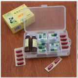 Contenitore di plastica di contenitore di memoria di alta qualità calda di vendita (Hsyy009)