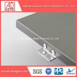 Fácil de PVDF montados alumínio alveolado painéis para fachadas/ Fachada