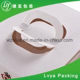Pastel de papel ondulado Embalaje