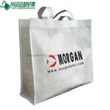 Sacs à provisions non tissés estampés de publicité promotionnels bon marché de polypropylène