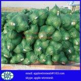 Sacchetto di verdure di plastica della maglia in 38g a 48g