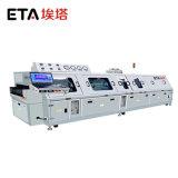 Macchina ultrasonica automatica del pulitore per la macchina di pulizia del PWB Mainboard