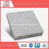 Granit Anti-Seismic ignifugé de panneaux en aluminium de placage de pierre Honeycomb pour salle de bains/ Flooring