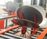 Стальные битума производственной линии барабана транспортера