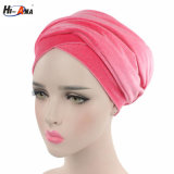 Nuovo cappello del turbante del velluto della Ciao-Ana